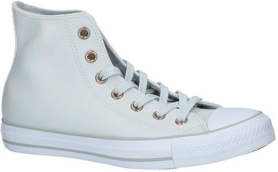 Chuck Lichtbeige Sportieve Hoge Taylor Sneakers Star Converse All Hi xI1URIq