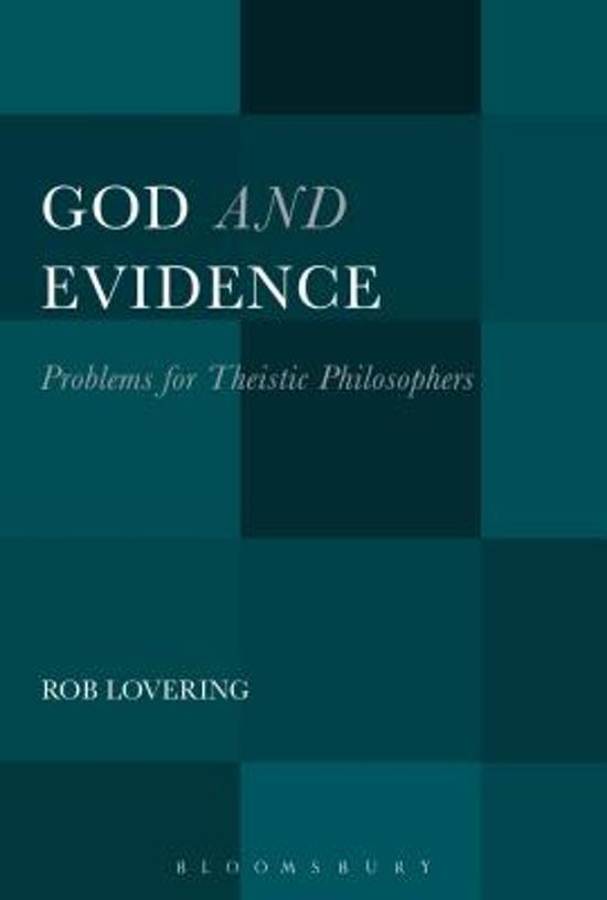 God and Evidence