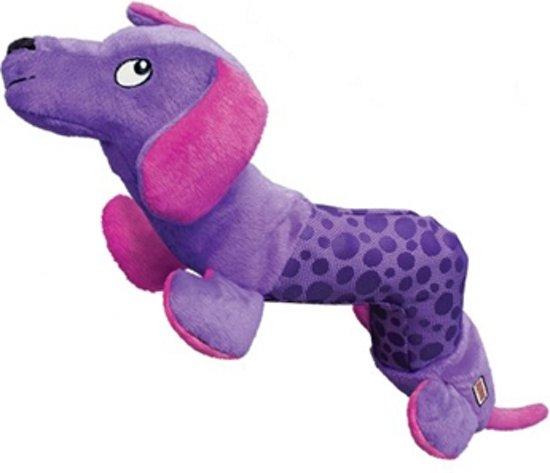 Kong Shakers Hond M-L - Kauwspeelgoed - Paars
