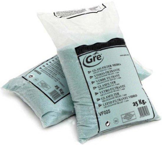 Gre Filterglas 25 kg 0,5-1 mm VF025