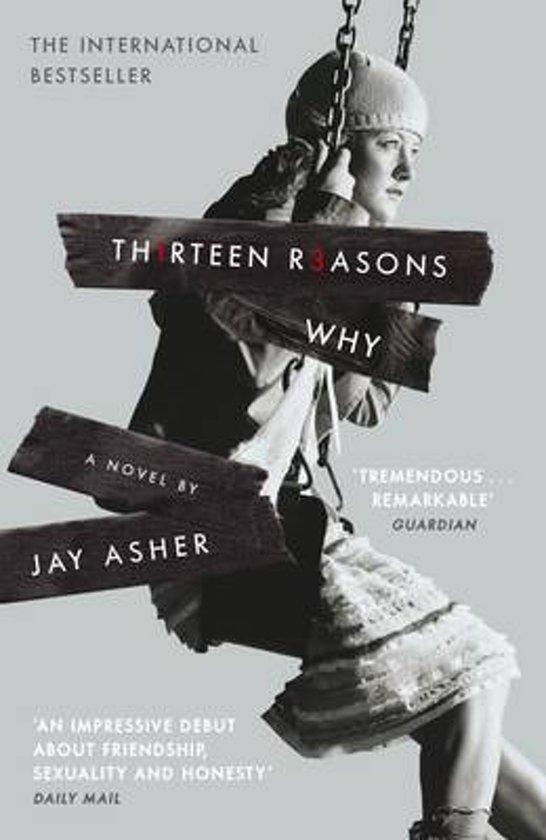 Boek cover Thirteen Reasons Why van Jay Asher (Paperback)