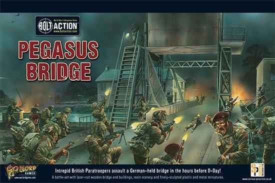 Afbeelding van het spel Bolt Action: Pegasus Bridge Battle Set