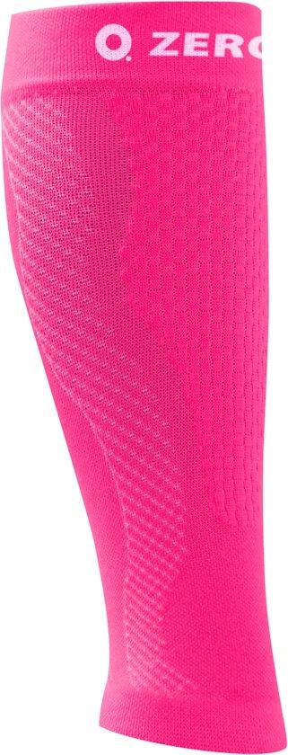ZeroPoint compressie calf sleeves Roze - S