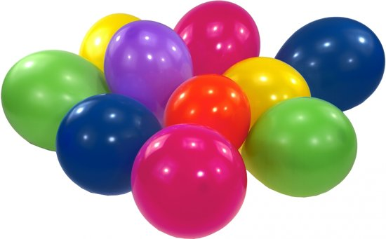 10 Latex Balloons Fashion 25.4cm/10