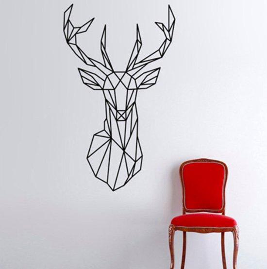 bol.com | Eland Design Muursticker – Wanddecoratie Slaapkamer ...