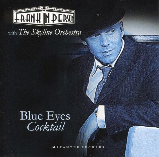 Blue Eyes Cocktail
