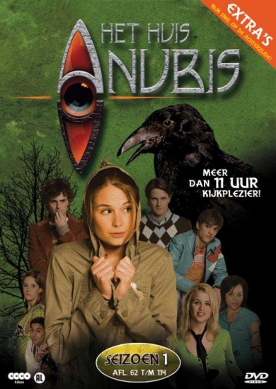 bol huis anubis seizoen 1 deel 2 dvd walter