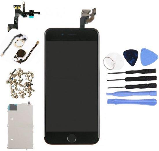 """Nieuw - Voor Apple iPhone 6 4.7"""" - AAA+ Voorgemonteerd LCD scherm Zwart & Tools"""