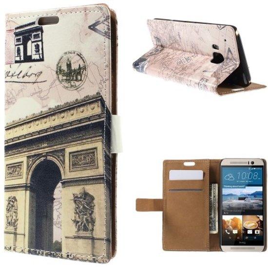 Triumphal Arch Wallet Case HTC One M9