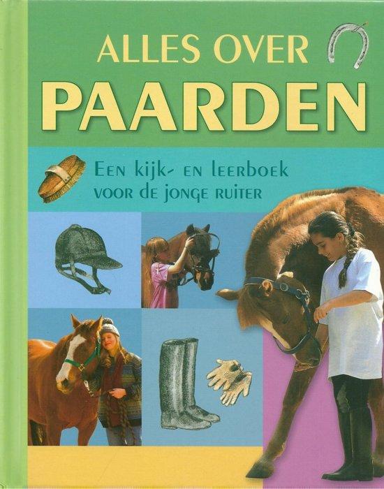 Margret-Hampe--Elke-Stickeler--E-L--Middelbeek-Alles-over-Paarden