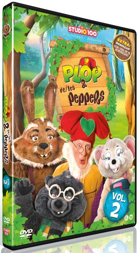 Plop & De Peppers (Volume 2)