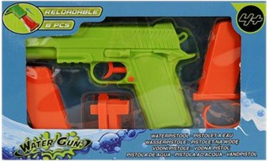 Waterpistool herlaadbaar