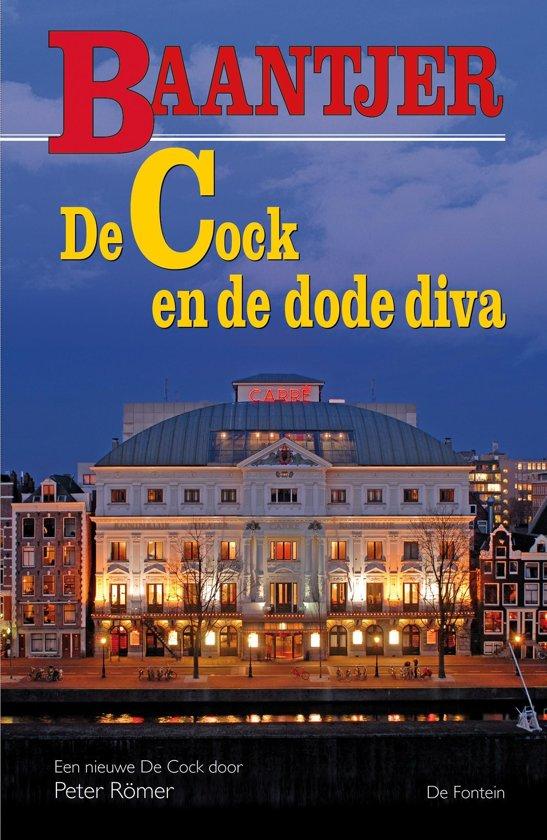 Baantjer 76 - De Cock en de dode diva