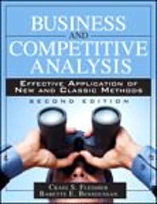 bol com | Business and Competitive Analysis (ebook), Craig S