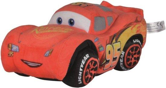 Disney Cars 3 - Bliksem McQueen knuffel (25cm)