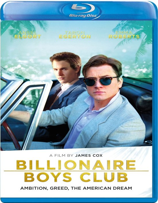 Billionaire Boys Club (Blu-ray)