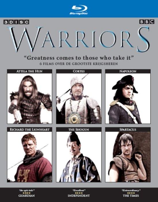 Cover van de film 'Warriors'