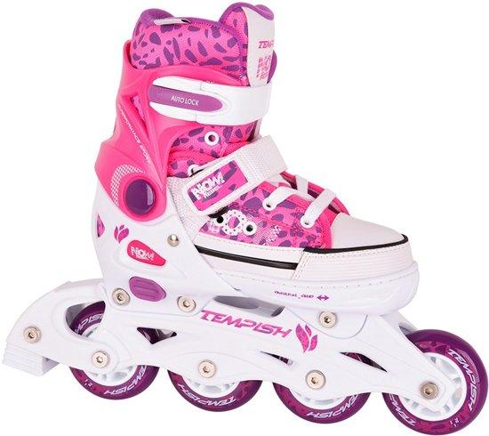 Tempish Rebel Now Inline Skates Junior Wit/roze Maat 29/32