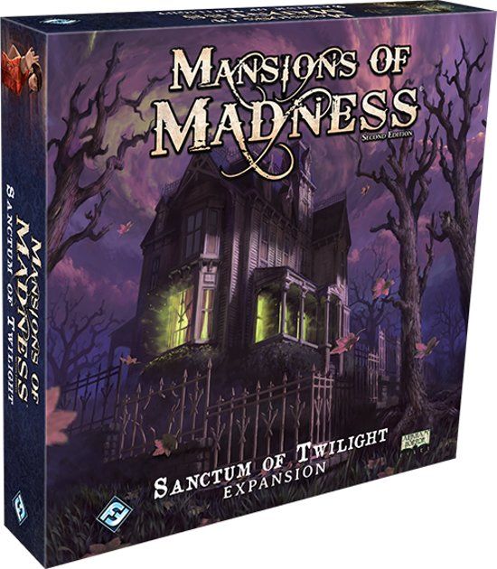 Mansions of Madness 2nd Sanctum of Twilight