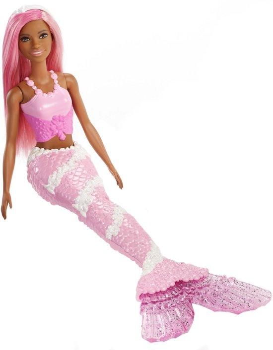 Barbie Dreamtopia Zeemeermin Afro American