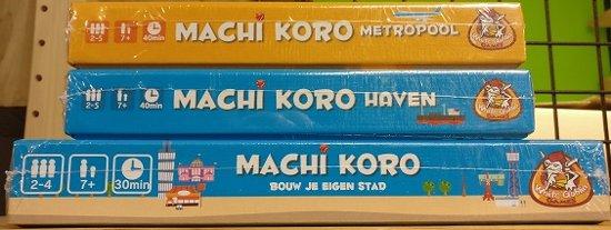 Machi Koro + Uitbreidingen