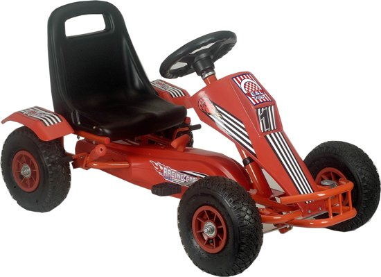 Yipeeh Skelter / Go Kart Groot