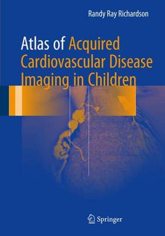Atlas of Acquired Cardiovascular Disease Imaging in Children