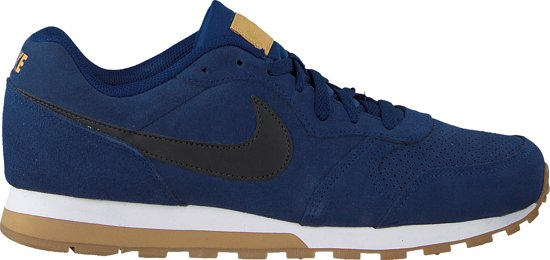 Men 2 Sneakers Blauw 45 Runner Md Maat Nike Heren IwxfH5X