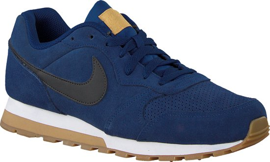 Nike 45 Heren Blauw Maat 2 Men Runner Md Sneakers rrAPwqgU