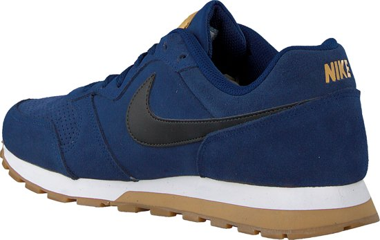 Blauw Heren 45 Sneakers Men Md Runner Nike Maat 2 YfnTFf