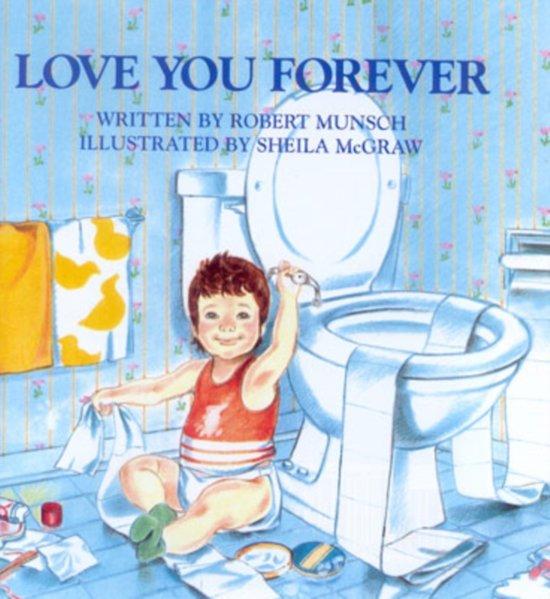Bolcom Love You Forever Robert N Munsch 9780920668375 Boeken