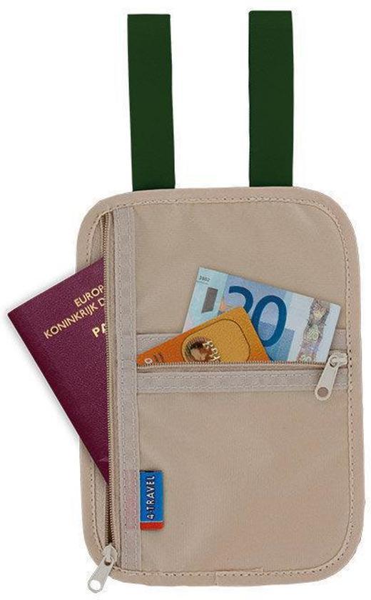 tasje voor reispapieren