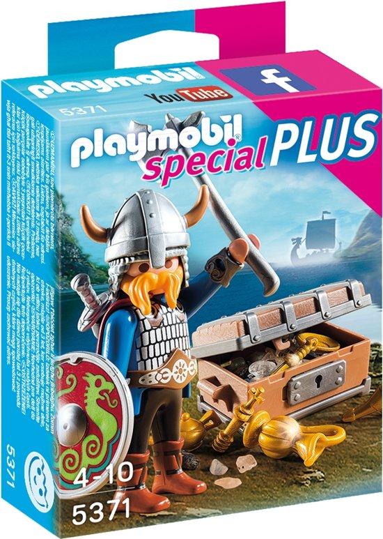 Playmobil Viking met schat  - 5371