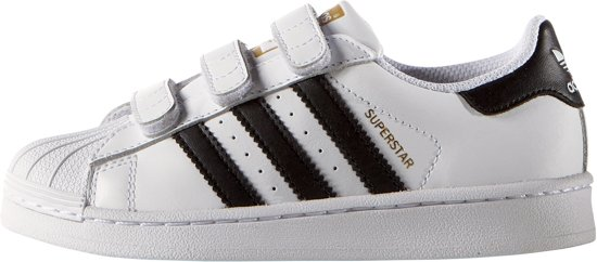 | Adidas Sneakers Superstar Dames Witcrème Maat 42