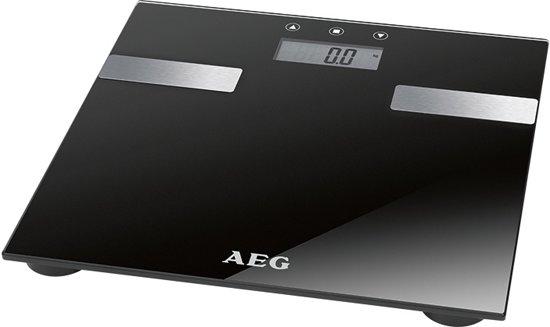AEG PW 5644 FA Elektronische weegschaal Zwart