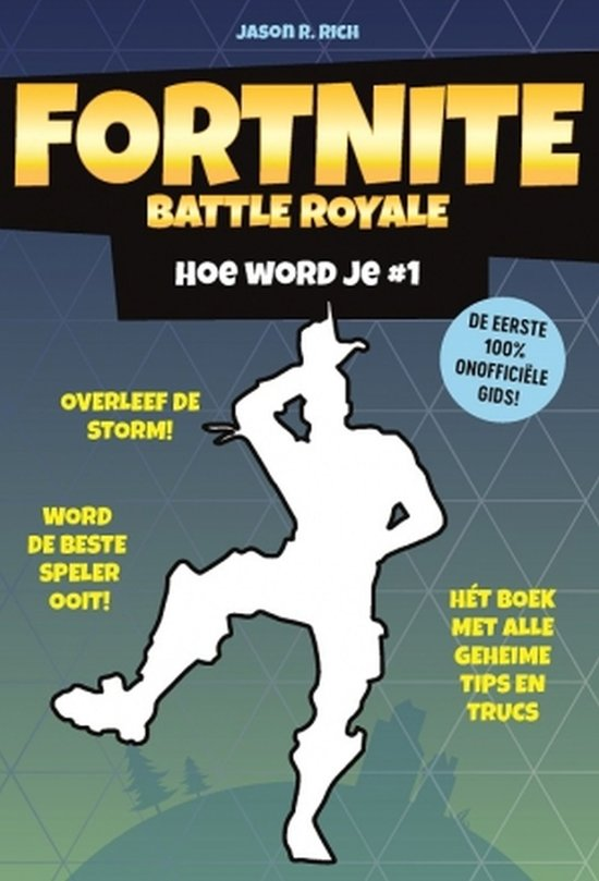 Boek cover Fortnite Battle Royale 1 - Hoe word je # 1 van Jason R. Rich (Onbekend)