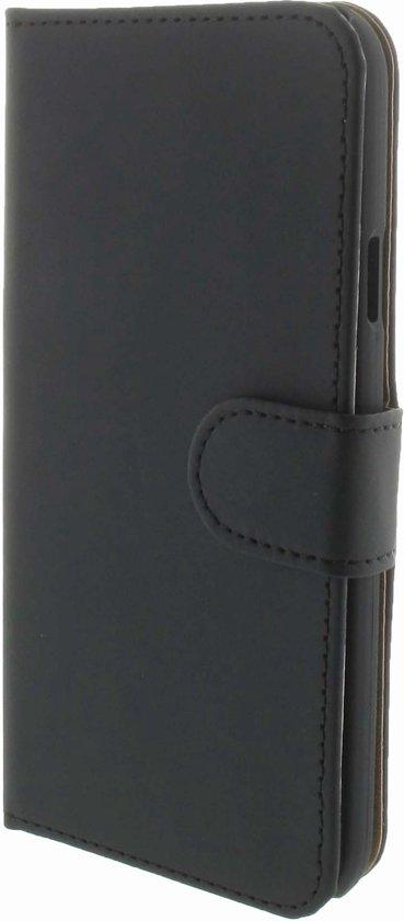 Samsung Galaxy E5 Hoesje Zwart (met pasjes)