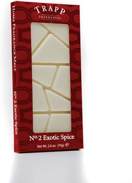 Trapp Fragrances Wax Melts Exotic Spice