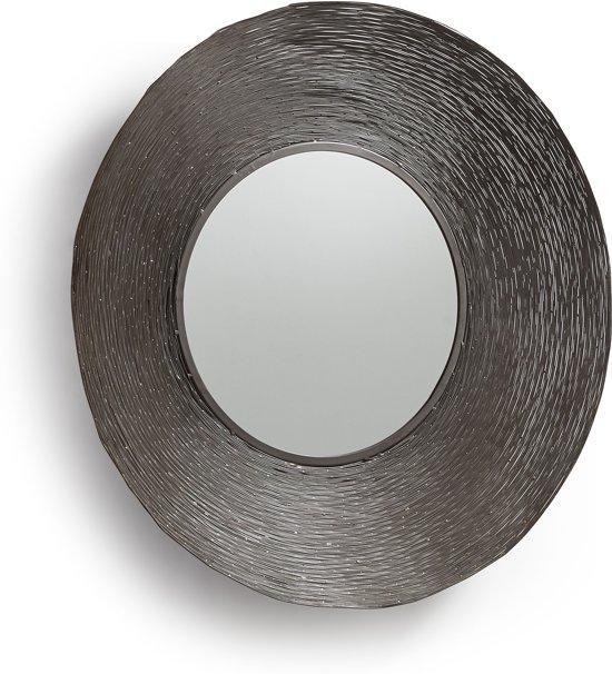 Kave Home Spiegel Kano - 74cm diameter - Zink