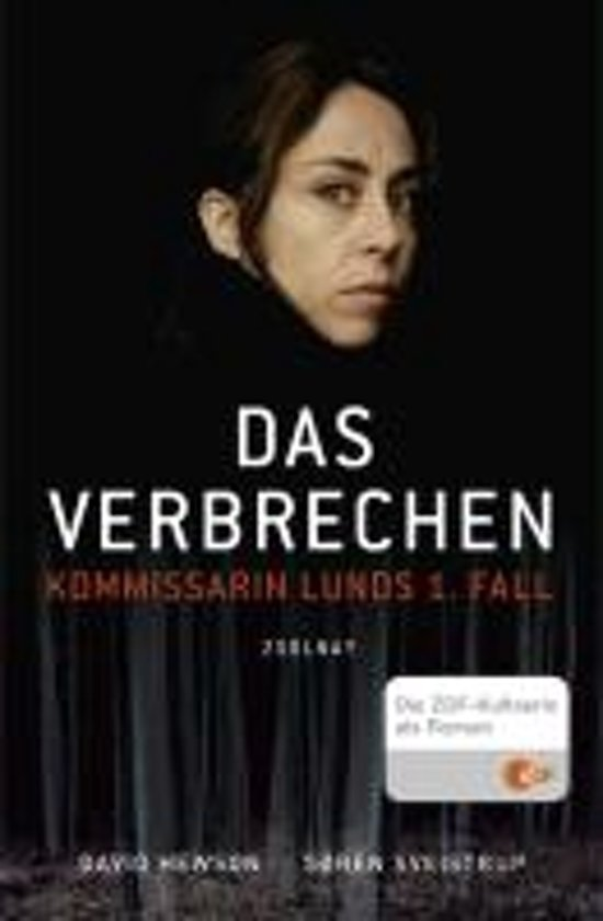 Boek cover Das Verbrechen van David Hewson (Hardcover)