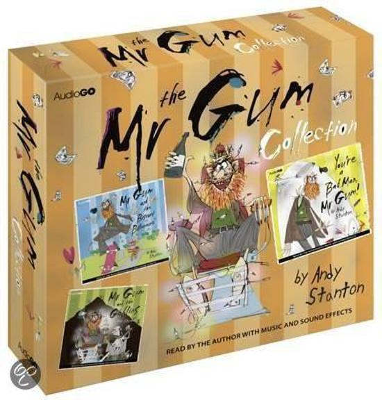 Mr Gum Collection