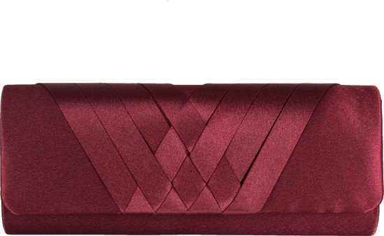 BULAGGI Suka - Clutch - Bordeaux