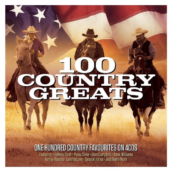 One Hundred Country Favourites