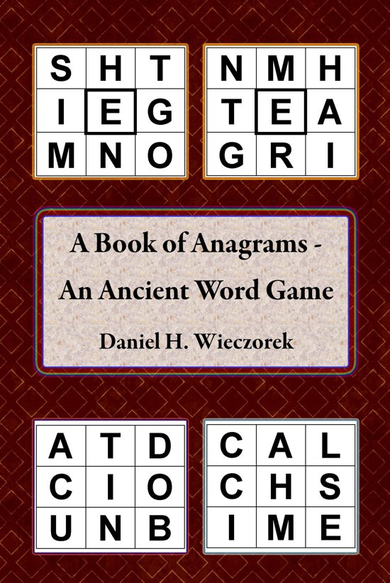 A Book of Anagrams: An Ancient Word Game
