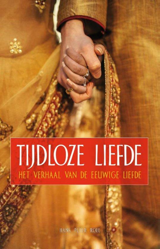 Boek cover Tijdloze liefde van Hans Peter Roel (Paperback)