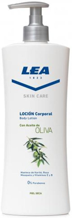Postquam Lea Skin Care Body Lotion With Olive Oil 400ml