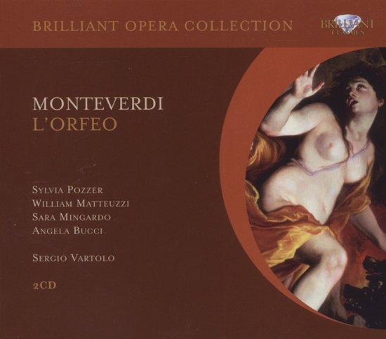 Monteverdi: L'Orfeo (Boc)