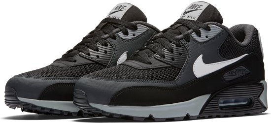 nike air max 90 zwart heren