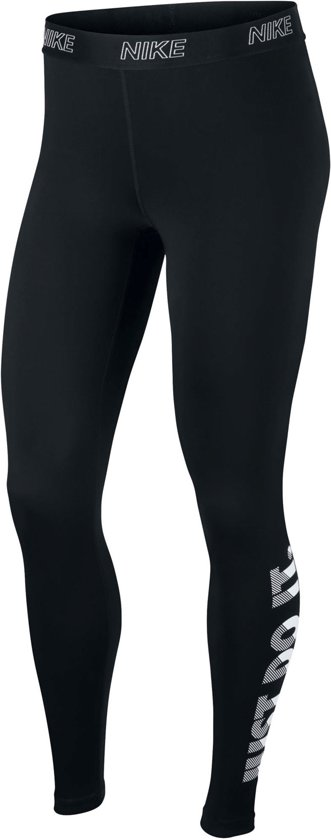 Nike Tight Victory Grx Sportlegging Dames - Black/(White)