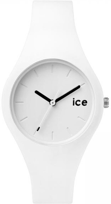 Ice-Watch IW000992 Horloge - Siliconen - Wit - 38 mm
